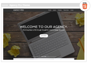 StudioPress HTML5 Agency theme