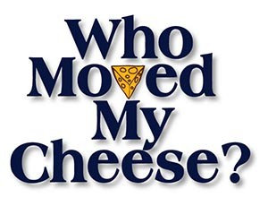 Who Moved My Cheese Logo